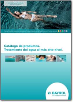 catálogo Bayrol 2016